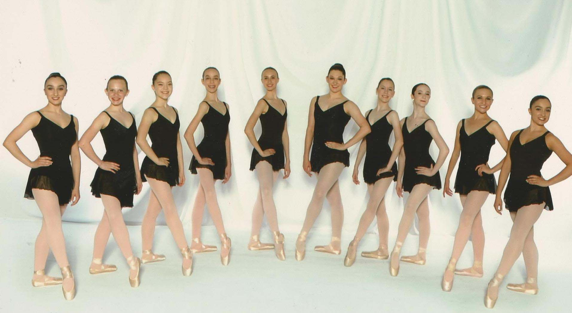 ballet dancers, ssb, scottsdale school