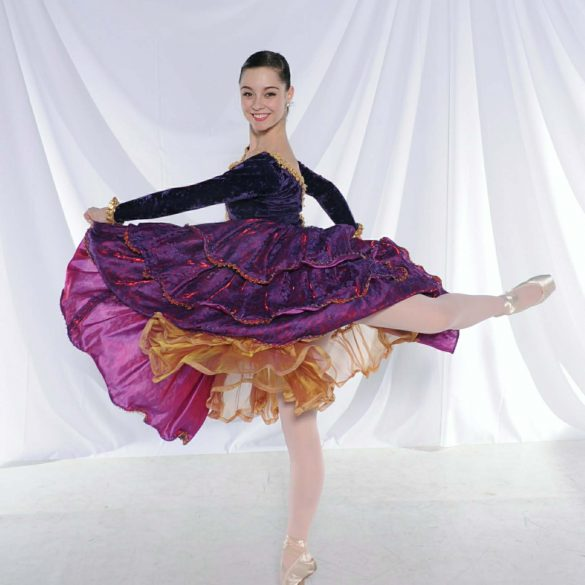 Helene from the Scottsdale School of Ballet