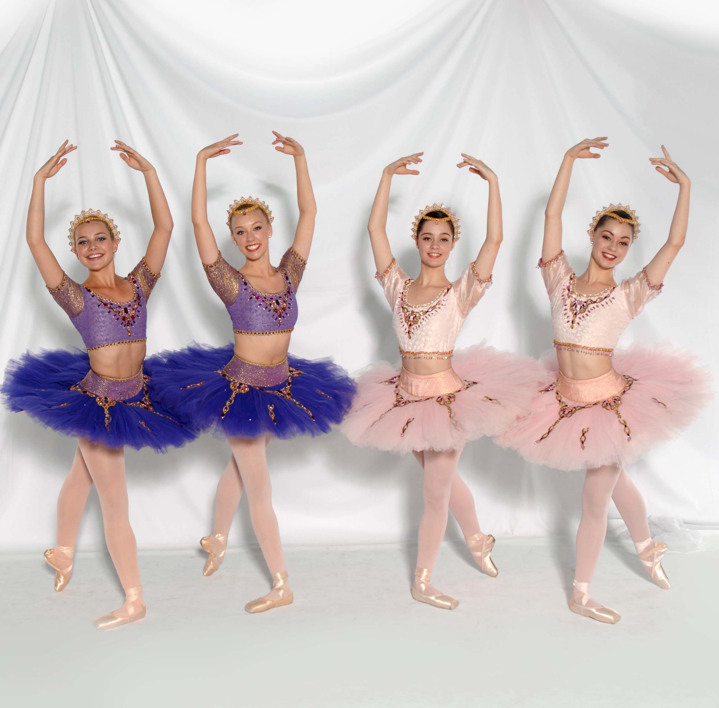 dancers at the scottsdale school of ballet