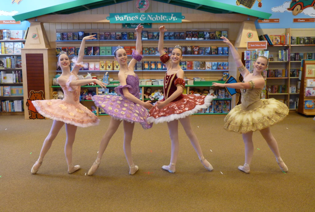 Scottsdale School of Ballet Performance at Barnes and Nobel
