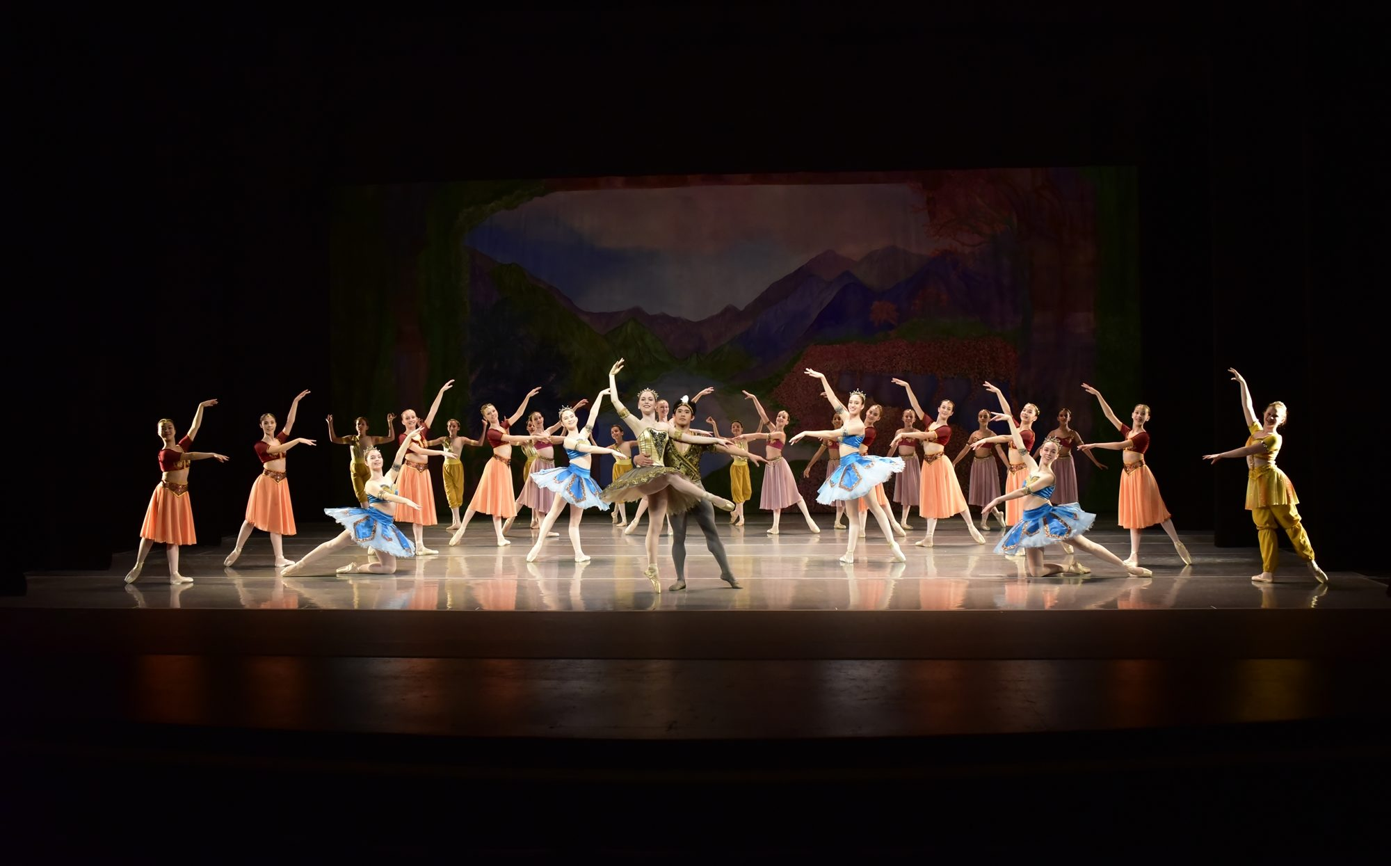 Scottsdale School of Ballet - Performance Dance Classes for all ages